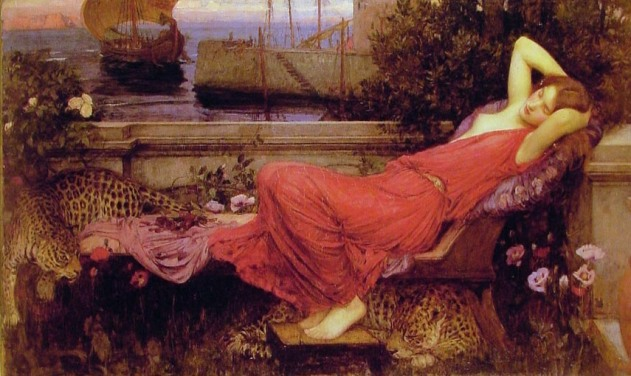 john_william_waterhouse_ariadne