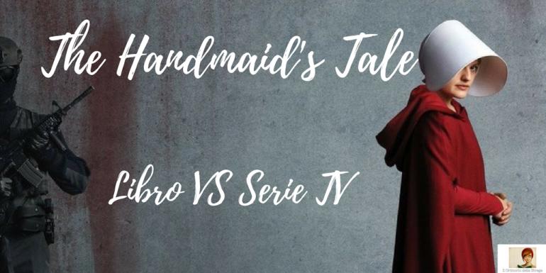 the handmaid's tale libro vs serie tv tw