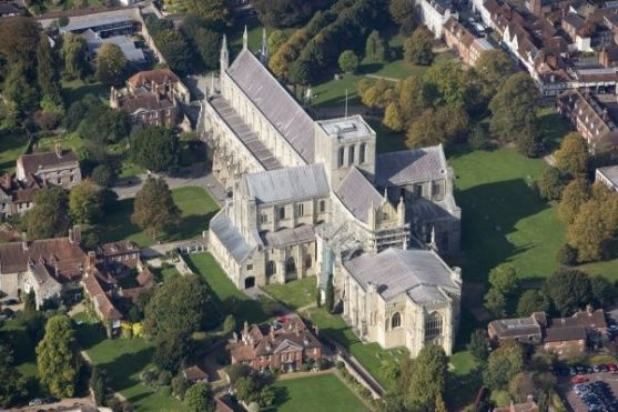 Winchester Cathedral N090639